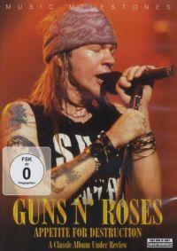 Cover Guns N' Roses - Appetite For Destruction [DVD]